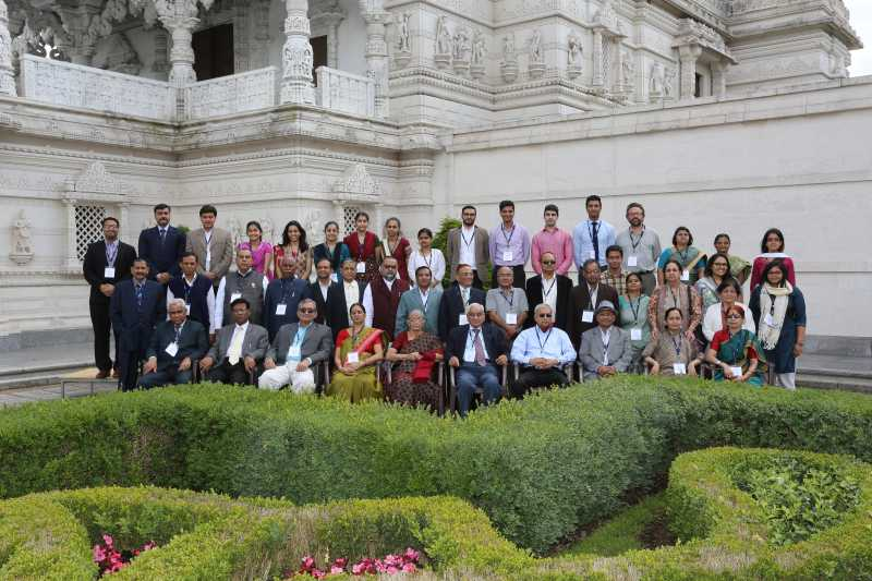 01 - Peace Conference at Neasden Temple (24-26June2014)