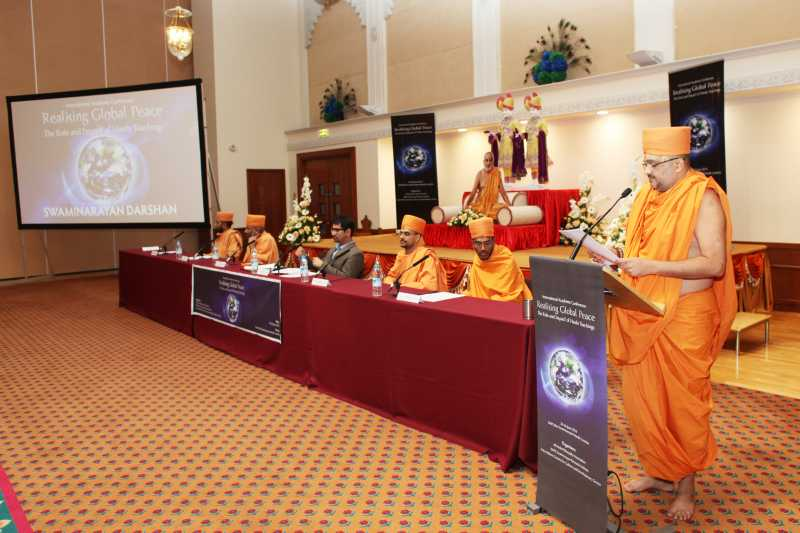 02 - Peace Conference at Neasden Temple (24-26June2014)