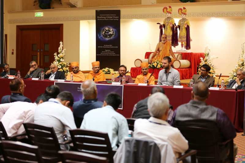 03 - Peace Conference at Neasden Temple (24-26June2014)