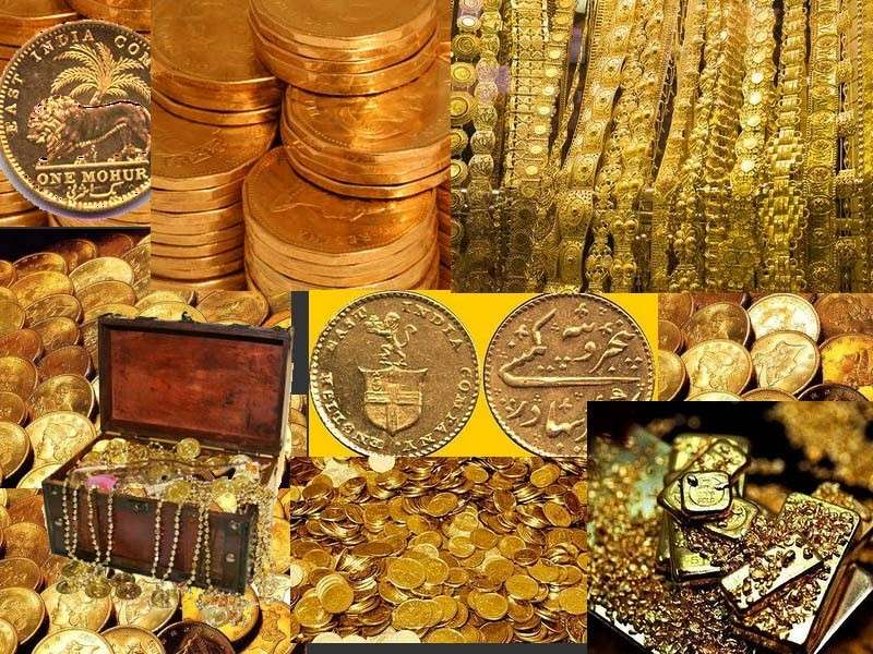 Padmanabhaswamy Temple Gold Latest News As much as 266 kg gold is