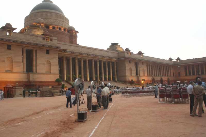 Rashtrapati Bhavan