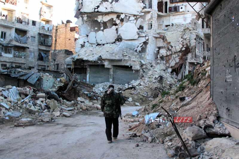 Syria tragedy A