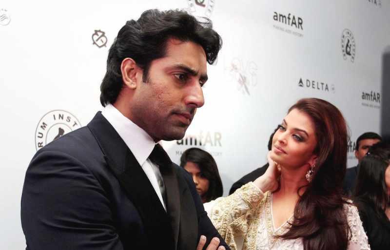 Abhishek and Ash