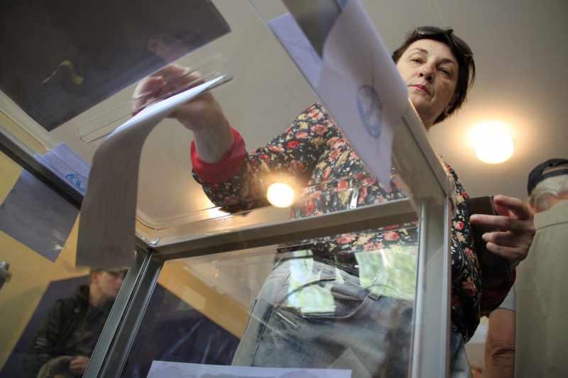 ukraine voting