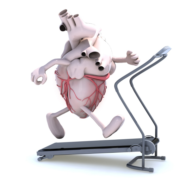 Heart Tread Mill