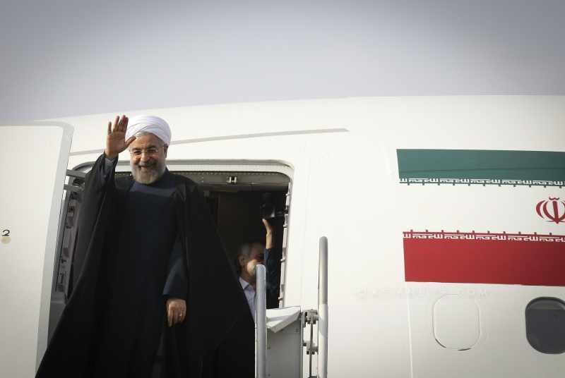 Hassan Rouhani iran