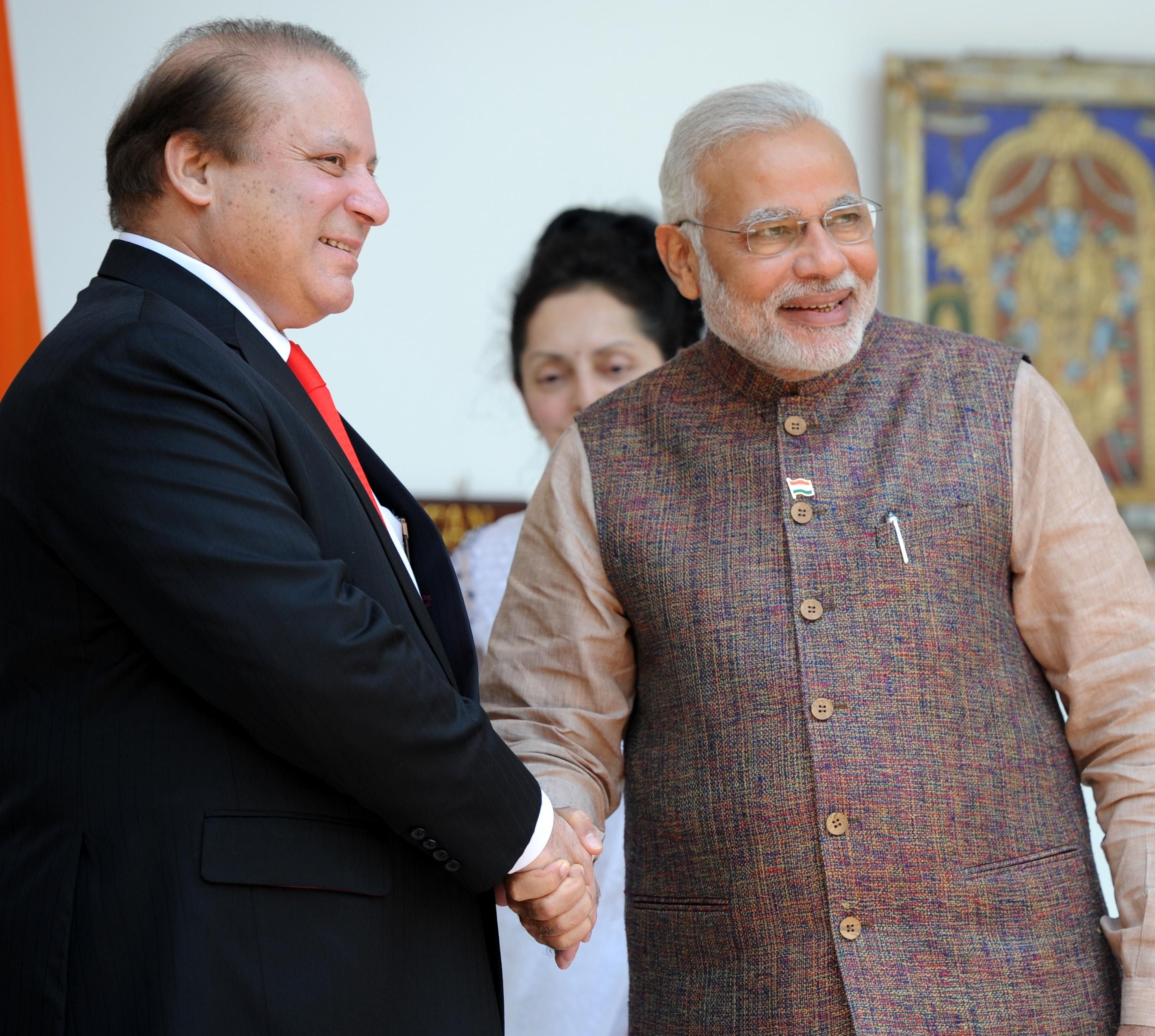 Narendra Modi  Nawaz Sharif