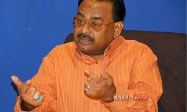 Altaf quits MQM after 'cancer remark'