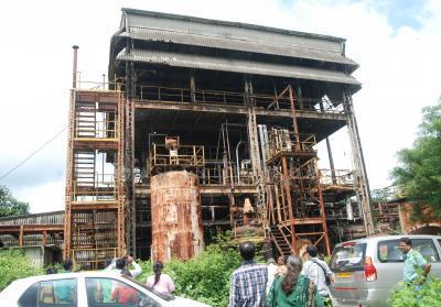 Bhopal-carbide