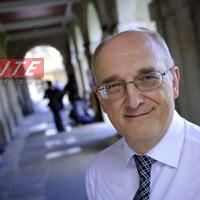 Professor Leszek Borysiewicz, the 345th  vice-chancellor of the University of Cambridge