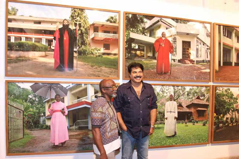 Kerala superstar Mammotty