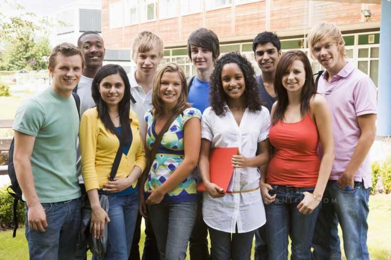 Campus Students