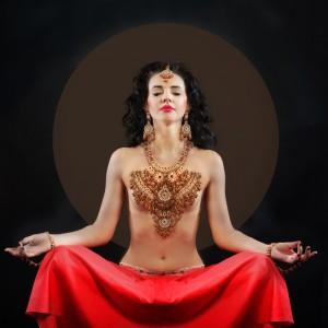 Yoga Health Meditation Jewellery