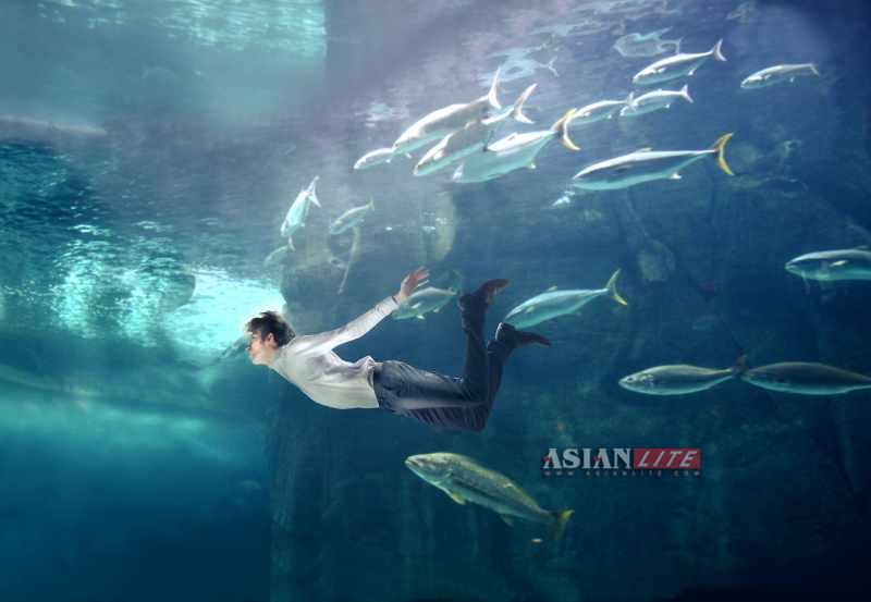 Bikram Fish Psych