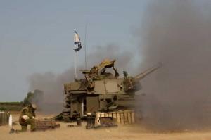 gaza israel army tank