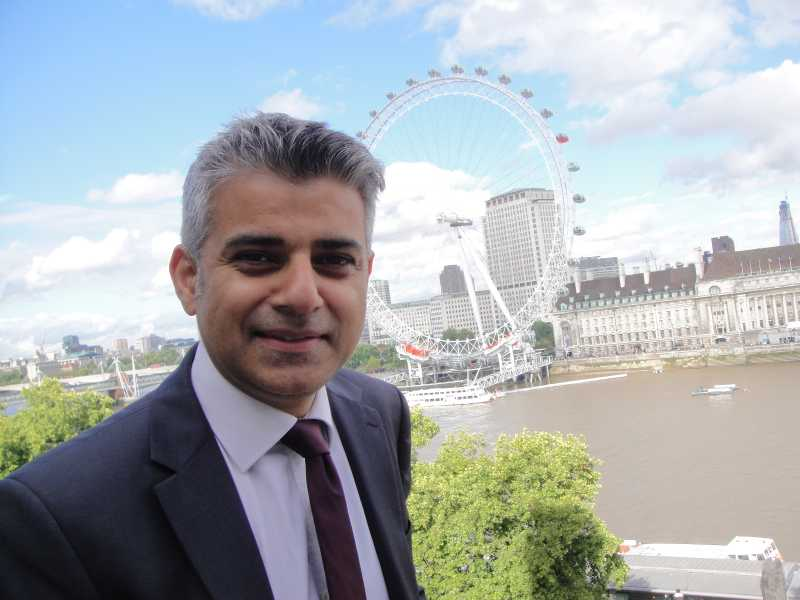 Mr Sadiq Khan MP