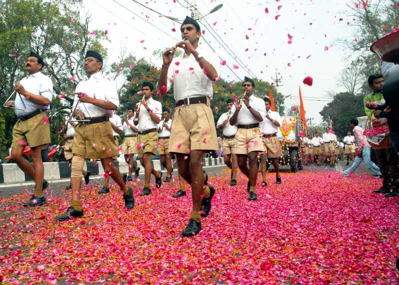 RSS Saffron Brigade