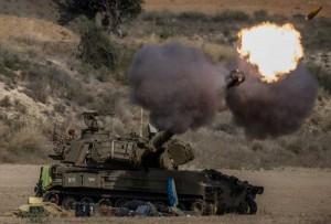 ISRAEL-GAZA BORDER-OPERATION
