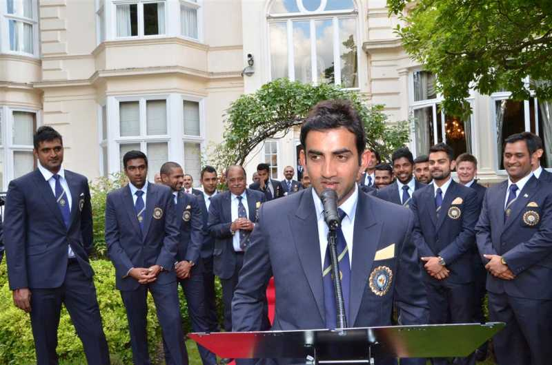 indian cricket team in london