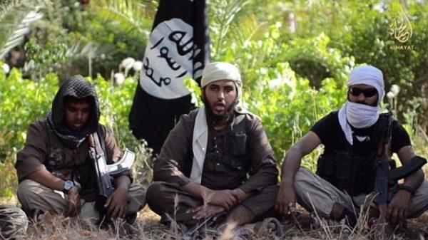 Jihadists UK Isis