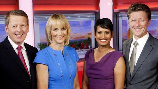 Munchetty BBC