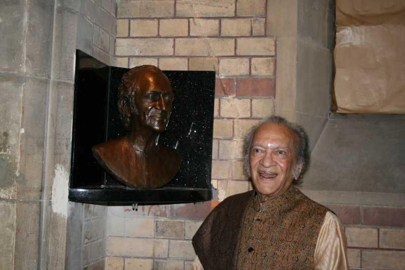 Pandir Ravi Shankar at Bharatiya Vidya Bhavan (File)