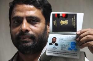 passport india visa