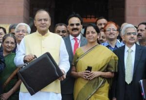 Arun jaitly finance minister