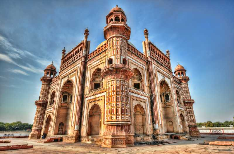 Delhi Structure