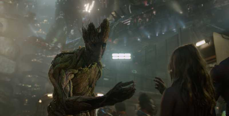 Marvel's Guardians Of The Galaxy Groot