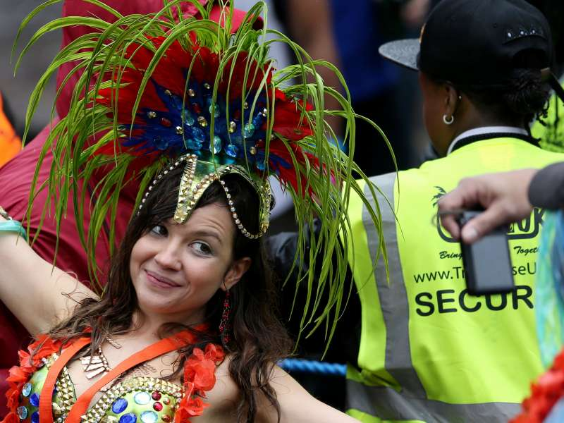 BRITAIN-LONDON-NOTTING HILL CARNIVAL