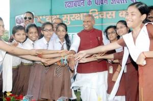 Bihar Chief Minister Jitan Ram Majhi