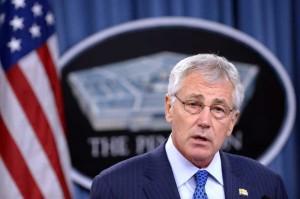U.S. Secretary of Defense Chuck Hagel