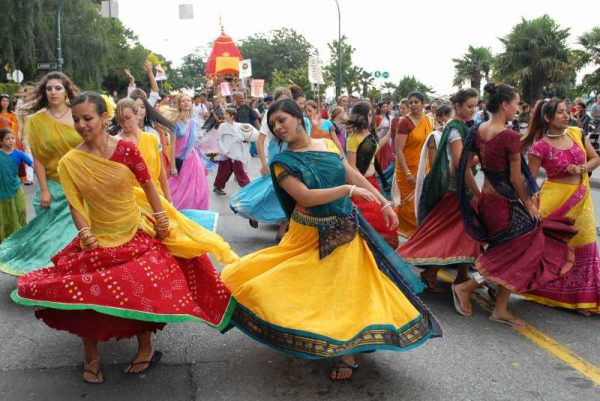CANADA-VANCOUVER-CHARIOTS FEST OF INDIA