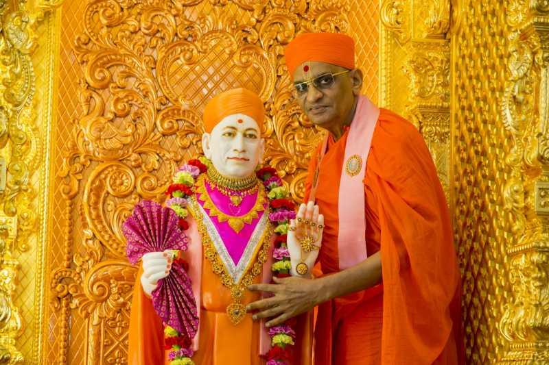 Acharya Swamishree Maharaj