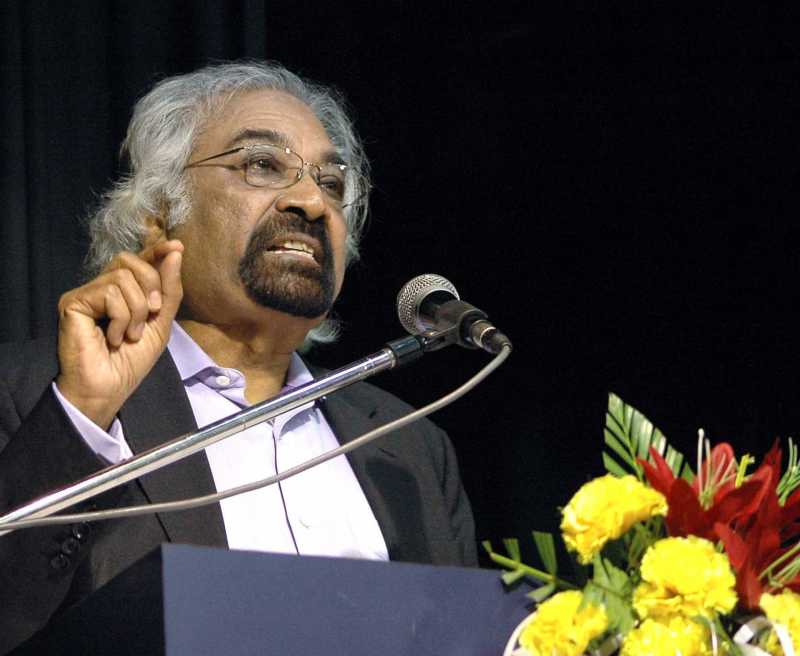 Sam Pitroda during an interactive session in Kolkata