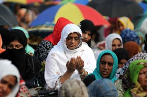 PAKISTAN-ISLAMABAD-PROTEST
