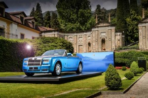 The car will build on the success of Phantom collection.