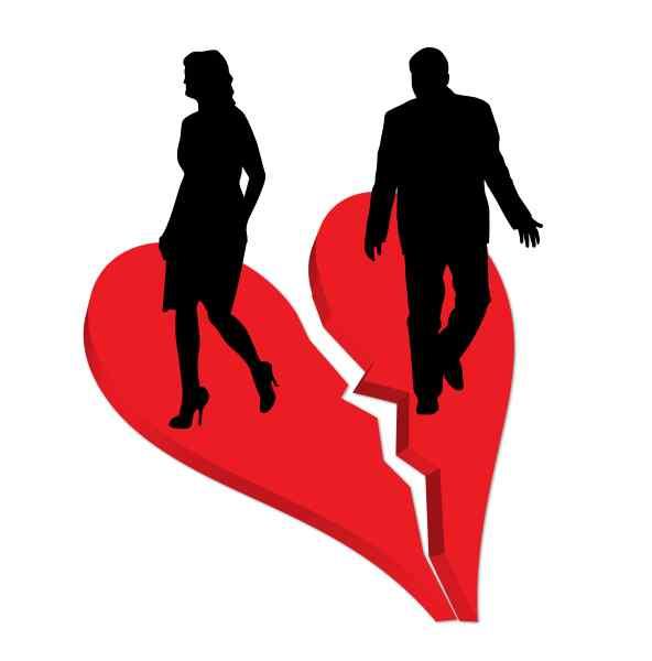 Marriage Romance Split