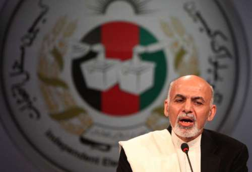 AFGHANISTAN-NEW PRESIDENT-FILE PHOTO
