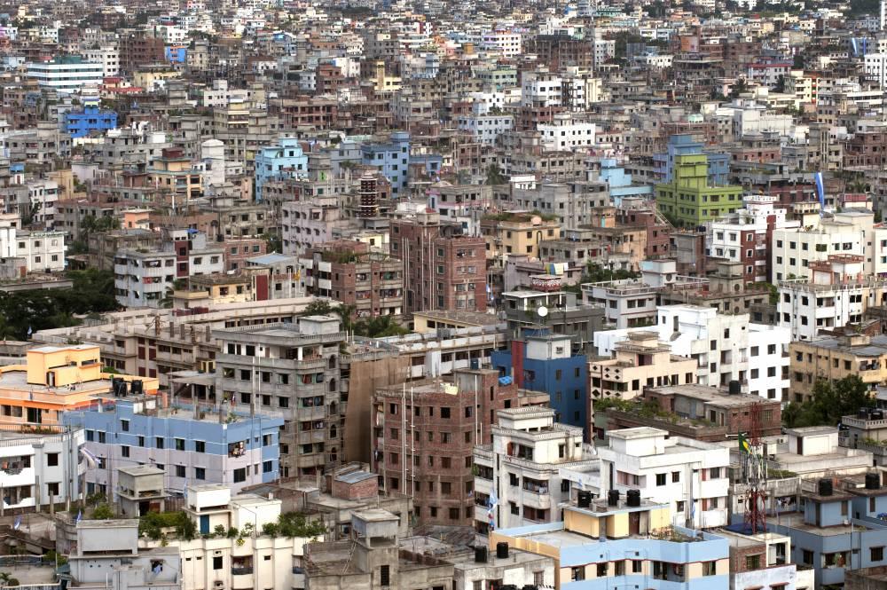 URBANIZATION IN ASIA- Concrete jungle