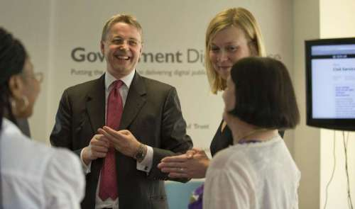 Cabinet Secretary Sir Jeremy Heywood during an event