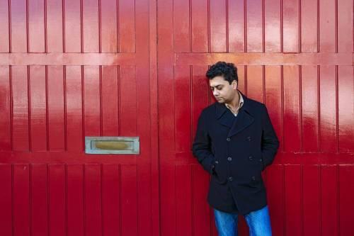 Neel Mukherjee (Pic credit: Nick Tucker)