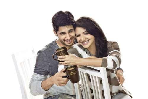 Sidharth Malhotra and Anushka Sharma