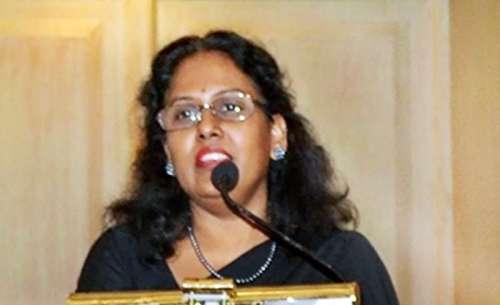 Tara Naidu, Air India Regional Manager UK/Ireland and Europe