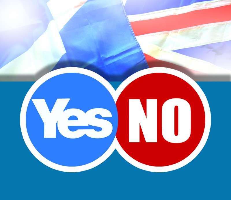 YES NO Scottish