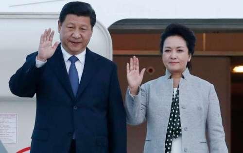 Xi Jinping's wife Peng Liyuan