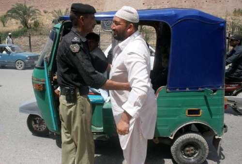 PAKISTAN-PESHAWAR-SECURITY