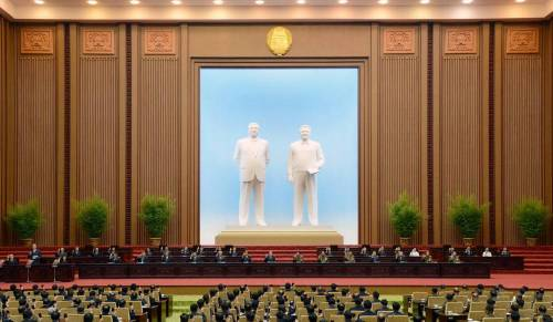 DPRK-PYONGYANG-13TH SUPREME PEOPLE'S ASSEMBLY-SECOND SESSION