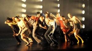 contemporary British dance